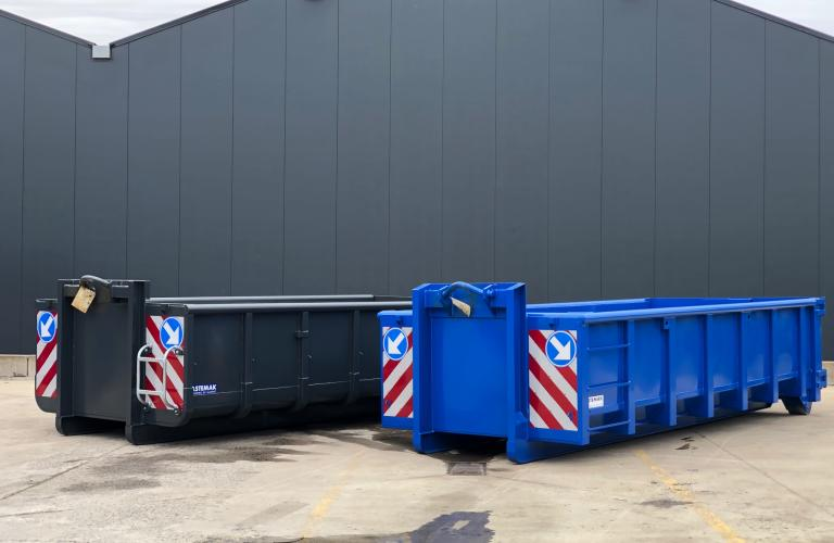Standaard containers